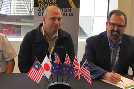 Global Automotive Recycling Associations sign historic Memorandum of Cooperation